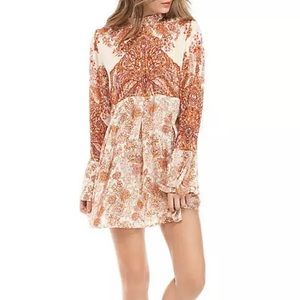NWOT Free People Lady Luck Tunic
